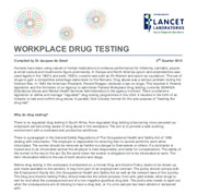 WORKPLACE-DRUG-TESTING